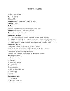 Proprietăți Chimice Specifice Aldehidelor - Pagina 1