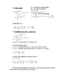 Electronica Digitala cu Amplificatoare Operationale - Pagina 3