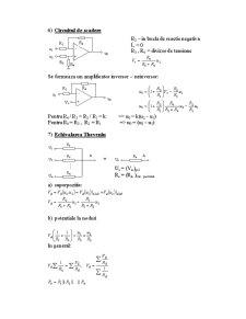Electronica Digitala cu Amplificatoare Operationale - Pagina 4