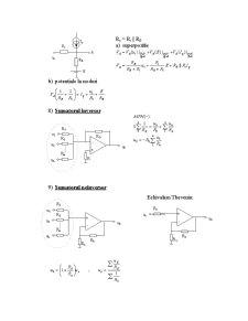 Electronica Digitala cu Amplificatoare Operationale - Pagina 5