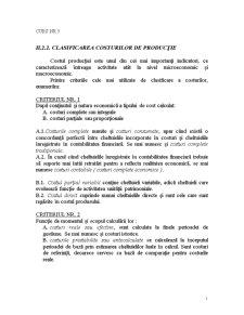 Contabilitate de Gestiune Curs 5 - Pagina 1