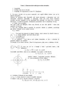 Elemente ale Teoriei Proceselor Stocastice - Pagina 1
