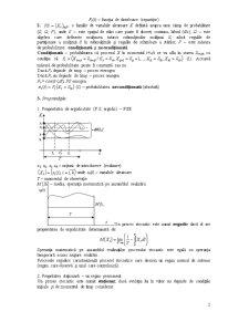 Elemente ale Teoriei Proceselor Stocastice - Pagina 2