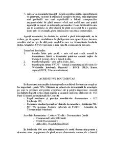 Tehnici de Plată și de Finanțare în Comerțul Exterior - Pagina 2