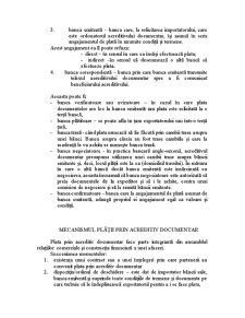 Tehnici de Plată și de Finanțare în Comerțul Exterior - Pagina 4
