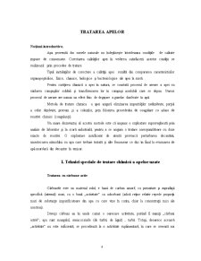 Protectia Mediului - Tratarea si Epurarea Apelor - Pagina 4