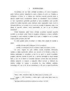 Reconstituirea - Metoda de Cercetare Criminalistica - Pagina 4