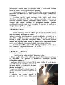 Masuri de Protectie a Mediului la Locul de Munca - Pagina 2