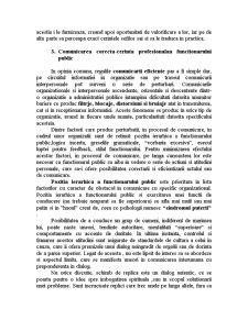Rolul si Importanta Comunicarii in Administratia Publica - Pagina 5