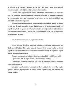 Notiunea, Normele și Izvoarele Dreptului Administrativ - Pagina 5