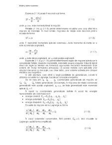 Modelarea Sistemelor Mecatronice - Pagina 2