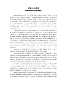 Nedemnitatea Succesorală - Pagina 4