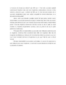 Nedemnitatea Succesorală - Pagina 5