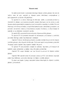 Acid Glutamic - Tehnologie de Obtinere - Pagina 5