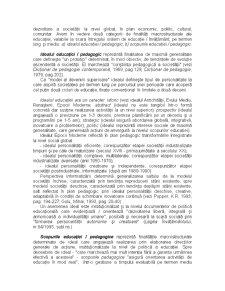 Finalitățile Educației - Pagina 2