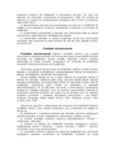 Finalitățile Educației - Pagina 4
