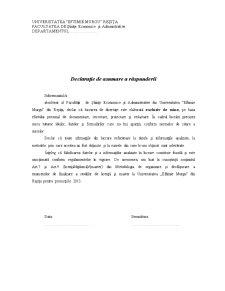 Cercetari de Marketing a Locurilor - Mediul Rural Caras - Severin - Pagina 3