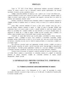 Contractul Individual de Muncă - Pagina 3