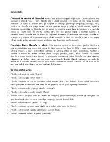 Obiect de Studiu al Filosofiei - Pagina 1