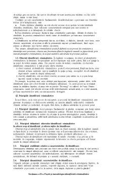 Criminalistica - Sinteza dupa Tratatul de Criminalistica - Pagina 5