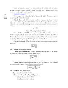 Analiza Performanțelor Financiare pe Baza Soldurilor Intermediare de Gestiune - Pagina 4