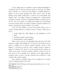 Relațiile Economice ale României în Cadrul Micii Înțelegeri - Pagina 4