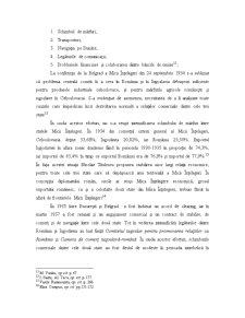 Relațiile Economice ale României în Cadrul Micii Înțelegeri - Pagina 5