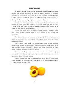 Comportarea Unor Soiuri Noi de Piersic in Conditiile Zonei din Bucuresti - Pagina 2