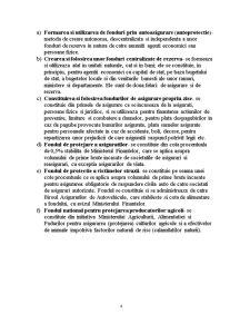 Conceptul de Asigurare si Functiile Acesteia - Pagina 4
