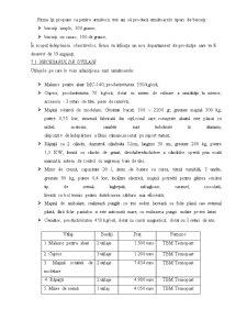 Studiu de Fezabilitate pentru Dezvoltarea Societatii Crembisc SA - Pagina 4