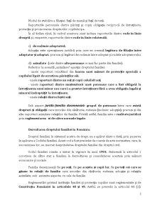 Dreptul Familiei si Elemente de Stare Civila - Pagina 2