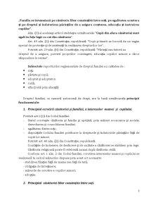 Dreptul Familiei si Elemente de Stare Civila - Pagina 3