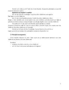 Dreptul Familiei si Elemente de Stare Civila - Pagina 5