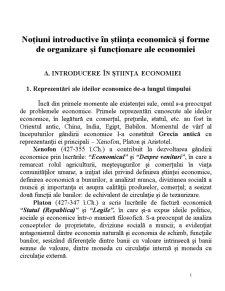 Bazele Economiei IMAPA 2 - Pagina 1