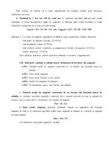 Indicatorii Privind Eficiența Activității de Asigurare - Pagina 2
