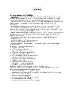 Importanta Cresterii Albinelor si a Viermilor de Matase - Pagina 1