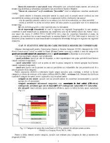 Conservarea Biodiversității - Pagina 3