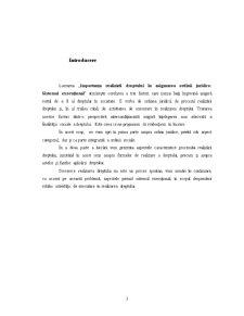 Importanta Realizarii Dreptului in Asigurarea Ordinii Juridice - Sistemul Executional - Pagina 3