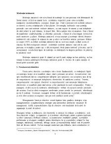 Modalități de Influențare a Motivării Subordonaților cu Ajutorul Teoriei nevoi-obiective la Nivelul Unităților Militare - Pagina 5