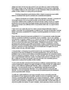 Politica Comercială a SUA - Pagina 2