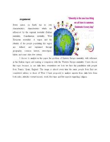 Western vs Eastern Mentality - Pagina 3