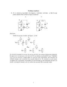 Probleme Retele Petri - Pagina 1