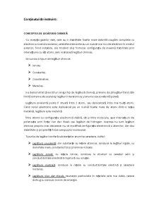 Legaturile Chimice - Pagina 1