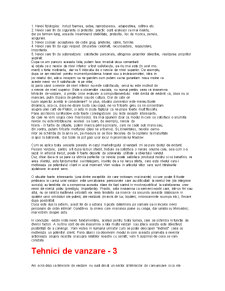 Tehnici de Vanzare - Pagina 5
