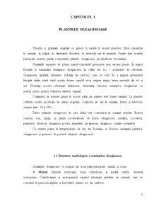 Tehnologia de Obtinere a Uleiurilor Vegetale - Pagina 1
