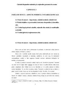 Calculul Drepturilor Salariale a Reținerilor Generate de Aceasta - Pagina 1