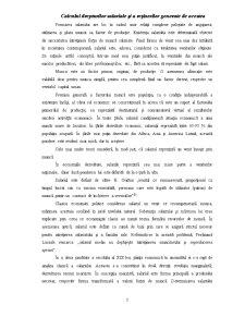 Calculul Drepturilor Salariale a Reținerilor Generate de Aceasta - Pagina 2
