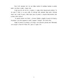 Raport de Practica - Pagina 3