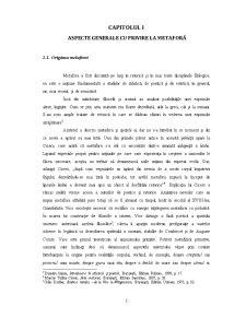 Metafora la Lucian Blaga - Pagina 5