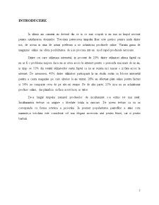 Analiza comparativa a site-urilor de comert electronic - Pagina 3